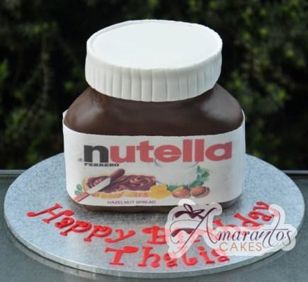 Nutella Jar – NC18 1