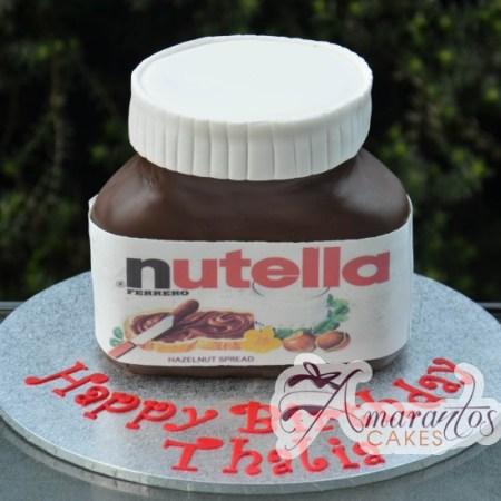 Nutella Jar - NC18