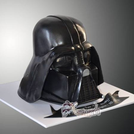 3D Darth Head- NC204