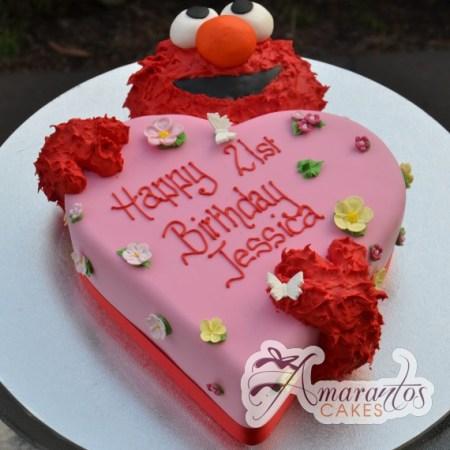 Elmo with Heart – NC226