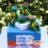ninja turtle cake nc254