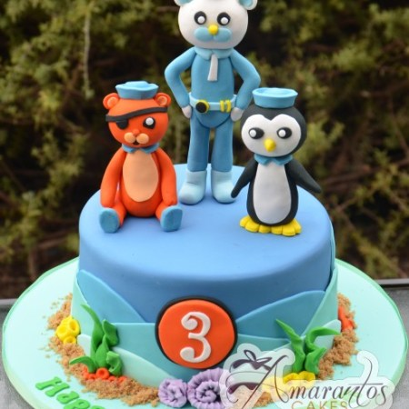 Base with Octonauts Characters – NC260