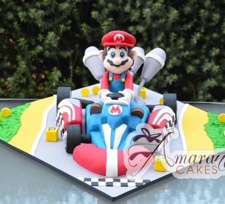 3D Super Mario Kart- NC294
