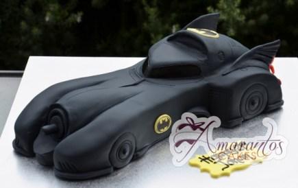 3D Batmobile- NC321