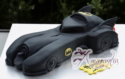 3D Batmobile- NC321 1
