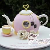 Tea Pot - Amarantos Cakes Melbourne