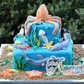 Two tier sea theme- NC470