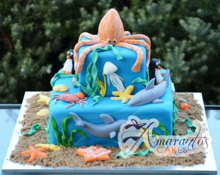 Two tier sea theme- NC470 1