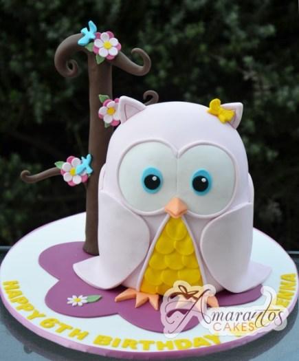 3D Owl- NC519