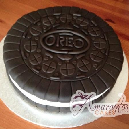 Oreo Cookie Cake- NC52