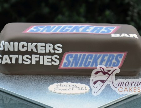 Snickers Bar Cake – NC538