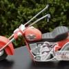 3D Motor bike- Amarantos Cakes Melbourne