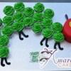 Hungry Caterpillar Cupcake Cake - Amarantos Birthday Cakes Melbourne
