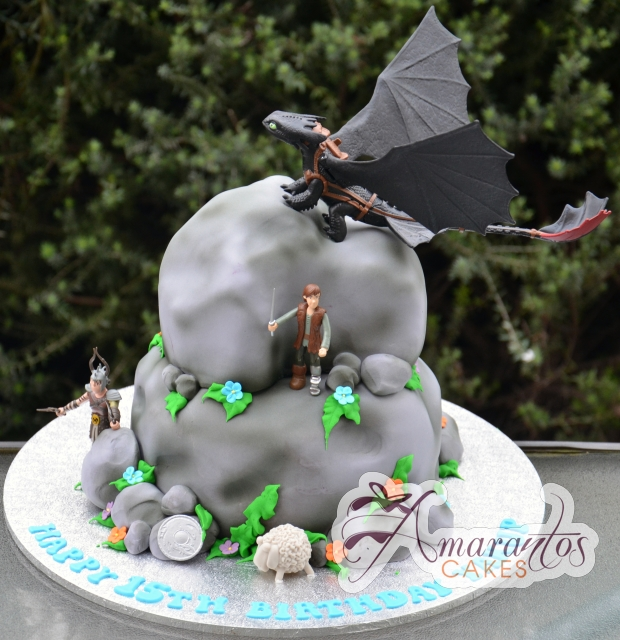 how to train a dragon two