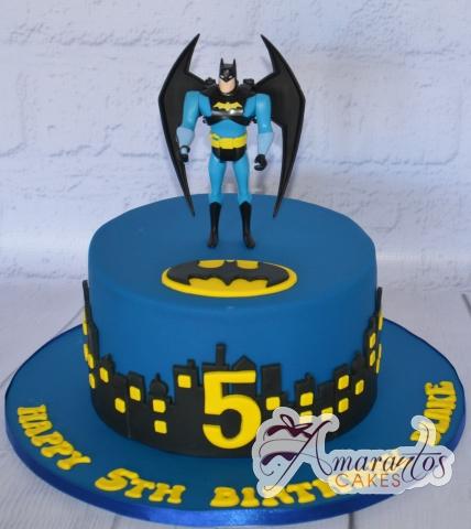 NC632 – Batman cake