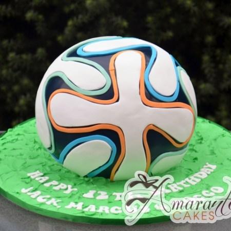 3D Soccerball – NC671