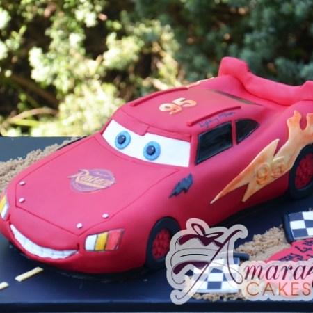 3D Lightning McQueen – NC697