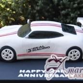 3D Real Racing 3 Porsche Cake - NC702 - Amarantos Designer Cakes Melbourne