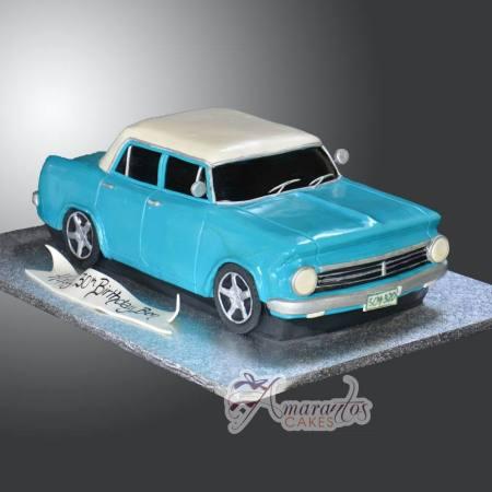 3D Holden Car – NC70