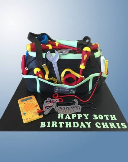 Electrician's Cake NC745