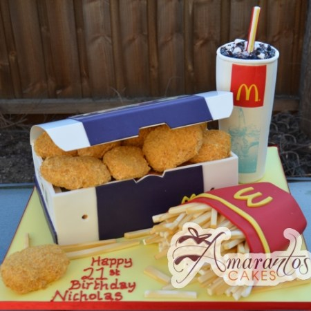 McNuggets Meal- NC805