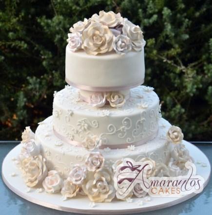 Three Tier Cake- WC106