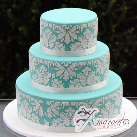 Three Tier Cake – WC27