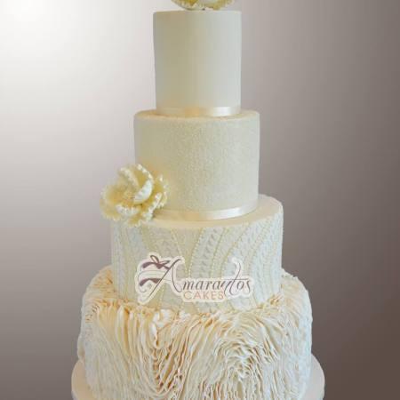Eight tier Wedding Cake – WC286