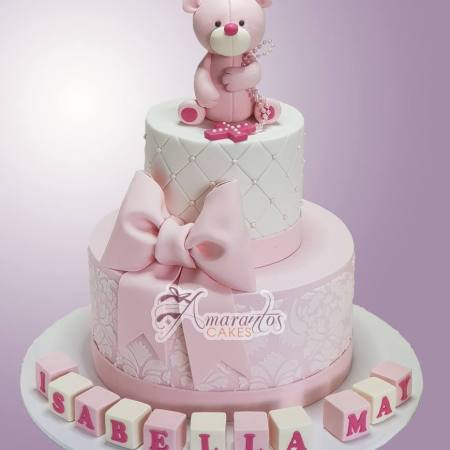 Two Tiered Christening