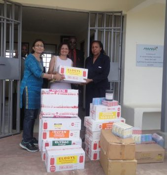 medicines donation