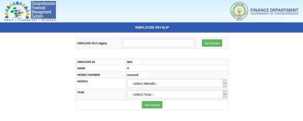 HOW TO DOWNLOAD AP EMPLOYEES PAY SLIP IN PDF - PAY SLIP DOWNLOAD LINK