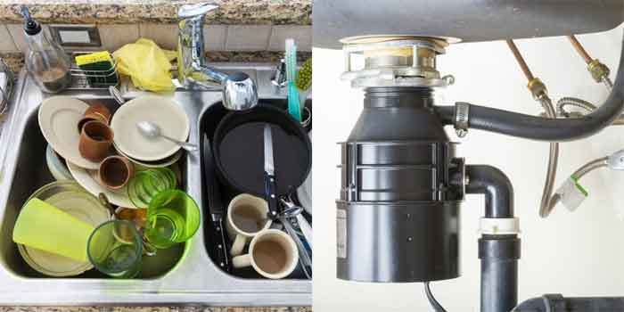how to unclog a garbage disposal with