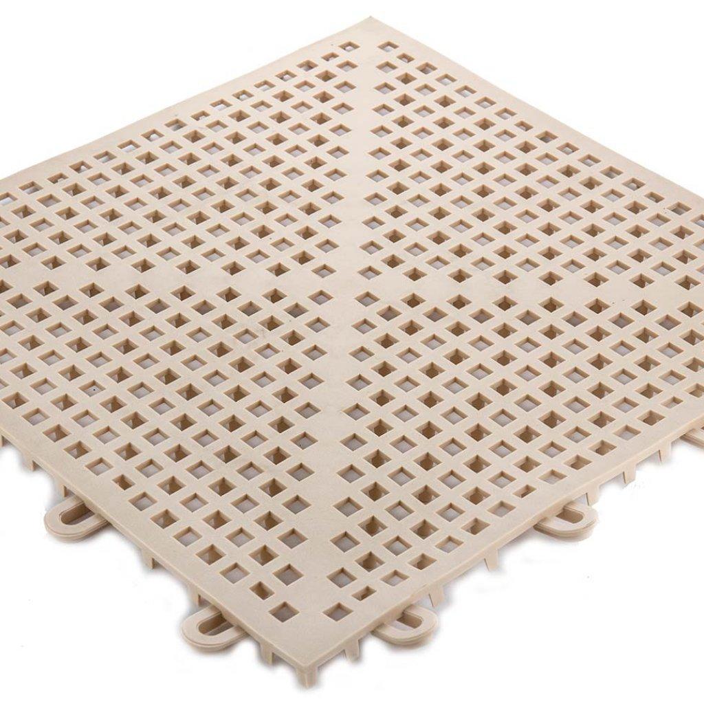 1 2 vinyl interlocking shower tile