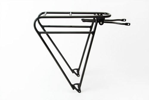 Pelago Commuter Rear Rack Black