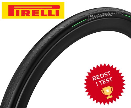 Pirelli P Zero Cinturato - Foldedæk - Sort/grøn