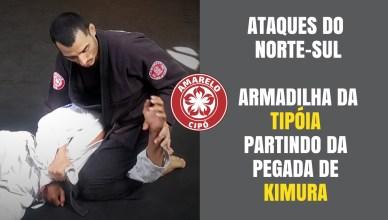 Finalizações do Norte-Sul no jiu-jitsu