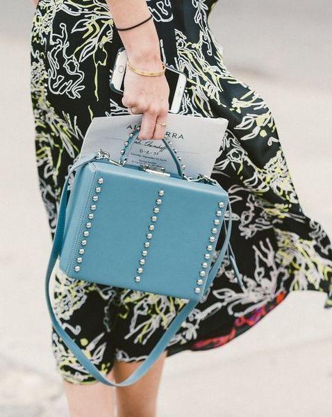 bolsos tipo caja como tendencias de otoño 2016
