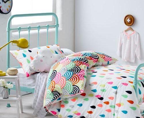 tipos de camas para niños. Cama de forj