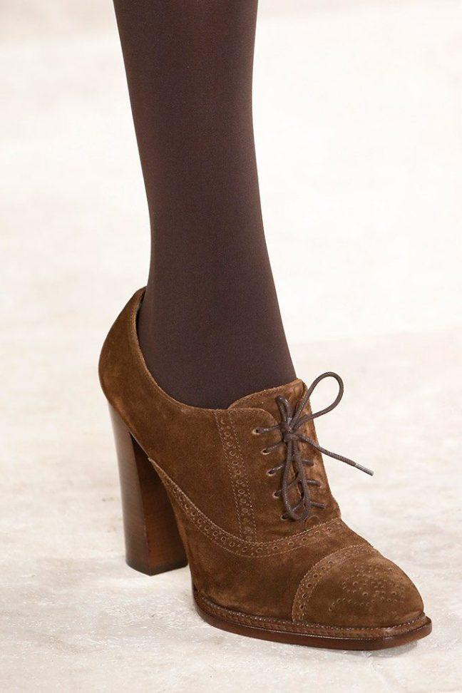 zapatos de abuela complementos de otoño 2016