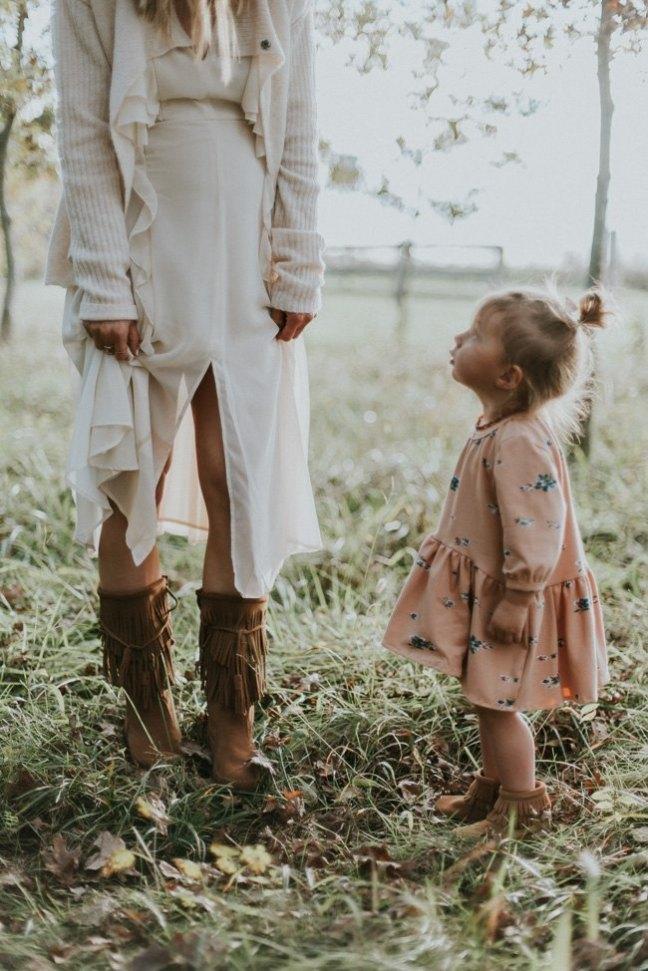 influencia de las madres en la autoestima de los hijos. Tener en cuenta que somos referentes