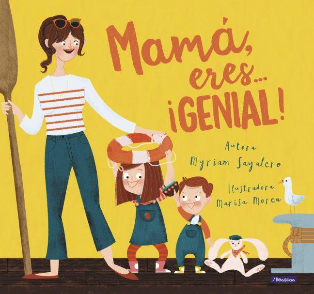un cuento sobre la maternidad imperfecta pero feliz