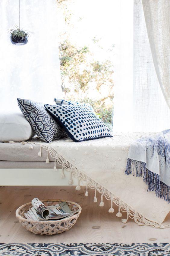 textiles orgánicos y finos para el verano