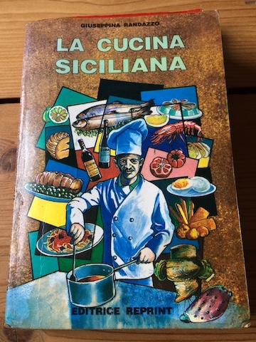 La Cucina Siciliana cookbook