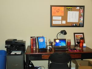 My Office Staff Photo by A. Marie Silver