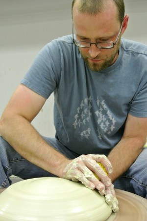 Amarillo Art Institute - Clay Class - Alex Gregory