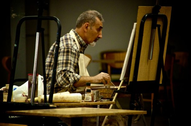 Amarillo Art Institute - Classes - Emin Abassov