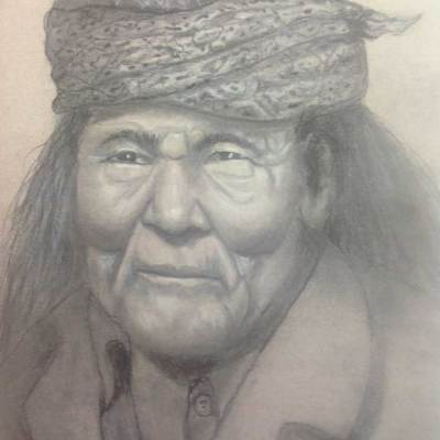 Learn How to Draw Portraits in Charcoal from Photographs with Mel Richey