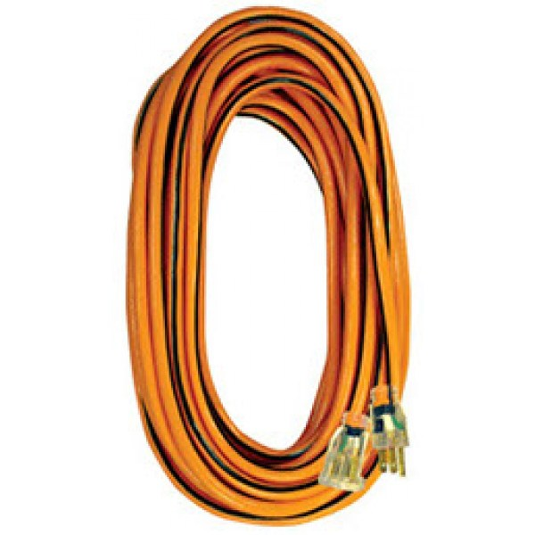 3-100 - 3 100 Ft. Extension Cord Amarillo Bolt