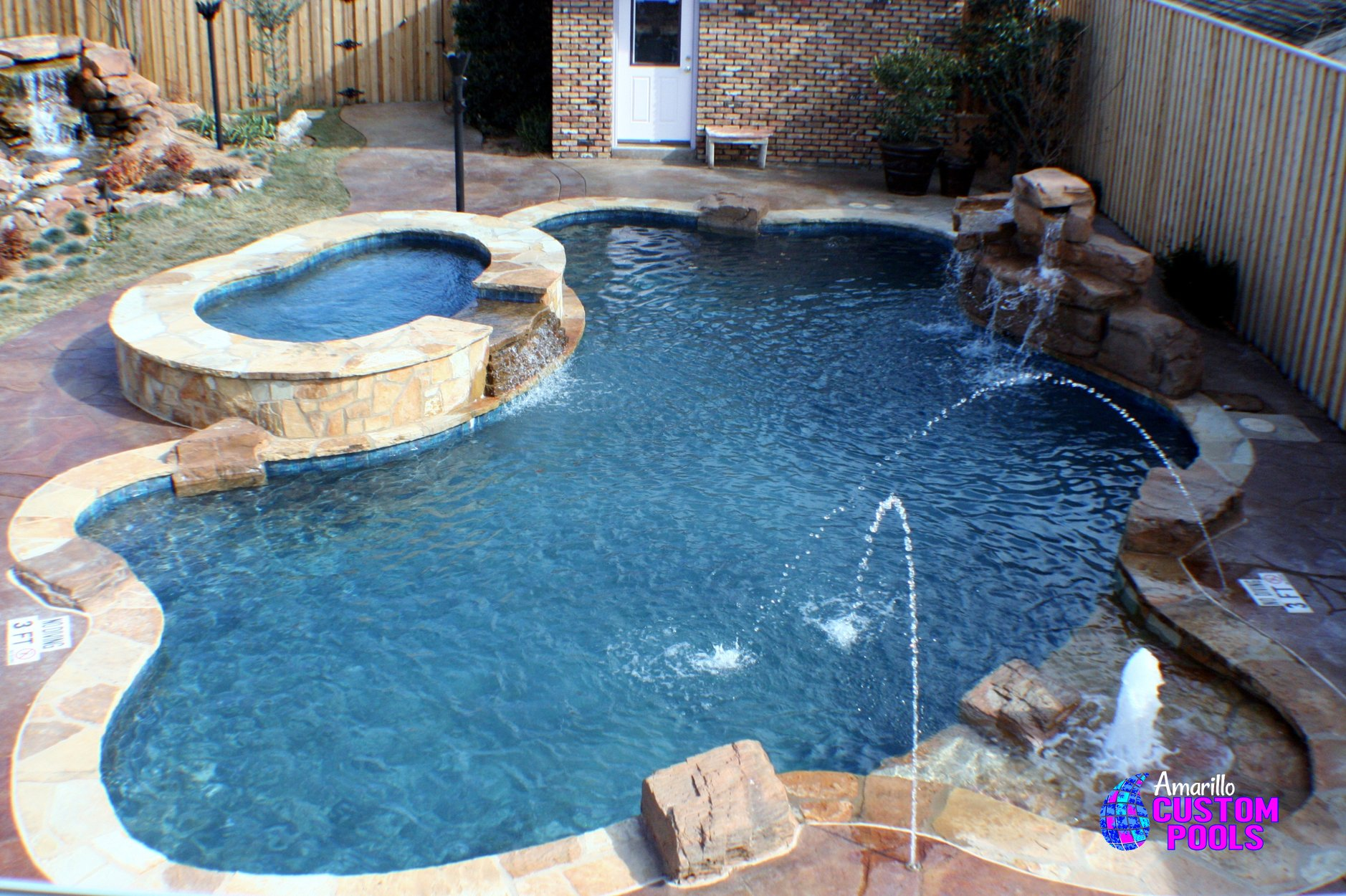 kitchen renovations on a budget remodeling buffalo ny custom gunite pool construction, amarillo, texas