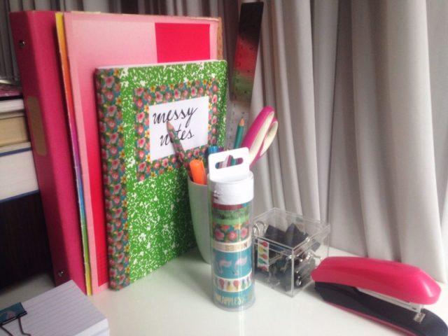 My Mini Desk Tour 5